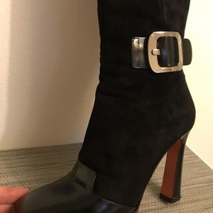 Vero Cuoio Black Virous Collection Boots/Booties
